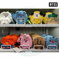 BTS BT21 Official Authentic Goods Coin Purse PongPong Ver + Tracking #