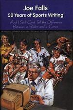 Joe Falls: 50 Years of Sports Writing-ExLibrary