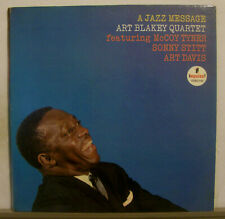 Art Blakey Quartet/A Jazz Message/Impulse!/AS45/RVG/NM-/VG++/RVG