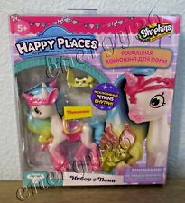 MOOSE Happy Places Shopkins Happy Pony Pack Cutiecorn