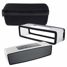 Hard Storage Carry Case Bag+Cover For Bose Soundlink Mini I II Bluetooth Speaker