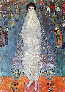 """poster GUSTAV KLIMT tree of  life kiss  art Vintage painting EUROPE Print 36"""""""