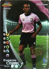 FOOTBALL CHAMPIONS 2004-05 Eugenio Corini PROMO L5 Palermo LEGA FOIL ITA WIZARD