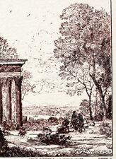 CLAUDE GELLEE DIT LE LORRAIN    FRANCE Document Philatélique Officiel 2582