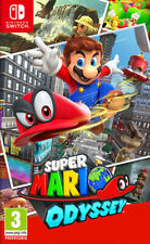 SUPER MARIO ODYSSEY ITALIANO SWITCH NUOVO SIGILLATO