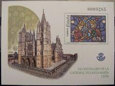 SELLOS ESPAÑA 2003 PRUEBA  DE LUJO Nº 81 VII CENTENARIO DE LA CATEDRAL  **