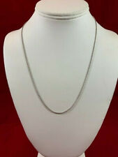 "James Avery Sterling Silver 20"" Light Cable Chain"