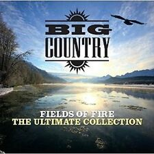 Big Country - Fields Of Fire: The Ultimate Collection [CD]
