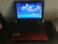 "Acer Aspire One 10"" HD Netbook Red  PLUS Toshiba USB DVD Burner"