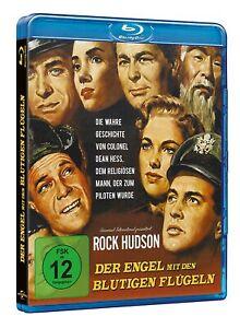 Der Engel mit den blutigen Flügeln [Blu-ray/NEU/OVP] Rock Hudson / Douglas Sirk