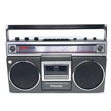 Retro Boombox National Panasonic RX-5012LE Radio Cassette Player Ghetto Blaster