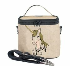 SO YOUNG Lucky Unicorn Large Lunch Cooler Bag NWT