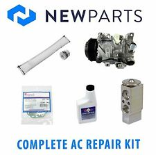 Toyota Avalon 2005-2011 Complete A/C Repair Kit NEW Compressor with Clutch