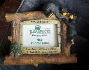 Bearfoots By Jeff Fleming 4x6 Photo Frame