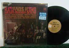 BAJA MARIMBA BAND Heads Up! 1967 Vinyl LP Shrink Jazz Latin  A&M Records  SP-412