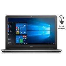 "Dell 15.6"" I5559-8015SLV Touchscreen Intel i7-6500U 16GB 1TB Windows 10"