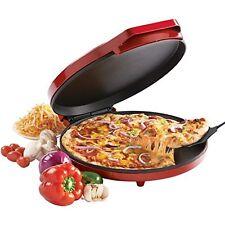 Tischgrill Pizzaofen Miniofen Tischofen Grill Pizza 2in1 Pizzamaker