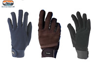 Toggi Salisbury Riding Gloves - All Sizes in Black, Navy & Brown - FREE DELIVERY