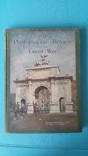 Leslie's Photographic Review of the Great War Hard Cover ca.1920