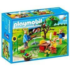 Playmobil Set Conejo de Pascua 6173 - 62 piezas con 3 figuras de conejo-Nueva En Caja