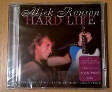 MICK RONSON Hard Life (CD neuf scellé/sealed) DAVID BOWIE GUITAR PLAYER
