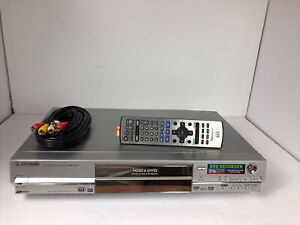 Panasonic DVD Video Recorder DMR-E85H With Remote & Upgraded Hard Drive to 320GB