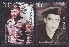 Kosovo 2016 Fighters, MNH