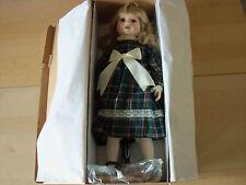 "Superb Alberon 20"" Porcelain Doll - Shona - Limited Edition - BNIB - FREE P&P"