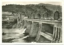 DIGA DI GANNANO SUL FIUME AGRI - STIGLIANO TURSI (MATERA) 1957