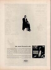 """1961 Capitol Records Print Ad Pennario """"Rachmaninoff Piano Concerto No. 2"""""""