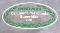 DUCATI 749/999/999R CAMPIONE DEL MONDO -2006- SCREEN FRONT LOCATION