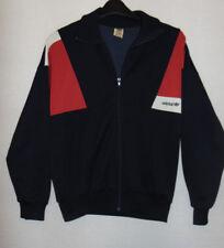Adidas Retro Vintage 1980s Tracksuit Jacket RARE Size Large