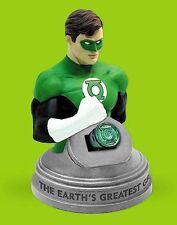 DC DIRECT GREEN LANTERN: HAL JORDAN PROP RING Replica Bust Set MIB! Statue TOY