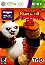 KUNG FU PANDA 2 XBOX 360 KINECT! BEAR, BATTLE, WARRIOR, FAMILY ACTION FUN GAME!
