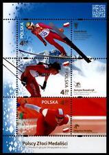 Goldmedaillengewinner Olympische Winterspiele 2014, Sotschi. Polen 2014