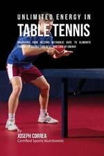 Unlimited Energy in Table Tennis : Unlocking Your Resting Metabolic Rate to...
