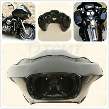 Black ABS Injection Inner & Outer Fairing For Harley FLTR Road Glide 1998-2013