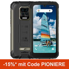 Android 10 Outdoor Smartphone Robustes Handy 10050mAh 4GB 64GB NFC 4G DOOGEE S59