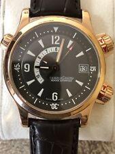Jaeger Lecoultre Master Compressor Memovox 18 Kt Rose Gold Watch, Model 146.2.97