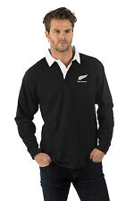 """NEW ZEALAND RUGBY SHIRTS - LONG SLEEVE, SIZE XXL (54"""")  BIRTHDAY GIFT, GIFT IDEA"""
