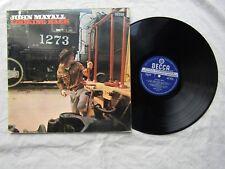 John Mayall Lp mirar atrás UNBOXED Decca SKL 5010 1st Press LP estéreo de gran