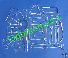 Basic Major General Set Surgical Instruments Ds 1021