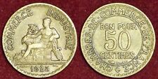 FRANCE 50 centimes 1925
