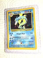 GYARADOS - 6/102 - Holo Rare - Base Set Unlimited - Pokemon Card - EXC/NEAR MINT