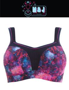 Panache Sports Bra- Cosmic Print (5021)  - (Aussie Seller)