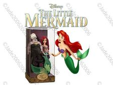 Disney Fairytale Designer Ariel and Ursula Limtied Edition Dolls