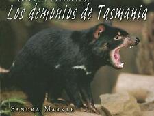 Los Demonios de Tasmania (Animales Carroneros) (Spanish Edition)-ExLibrary