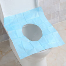 Disposable Toilet Seat Cover Safety Home Travel Bathroom Closestool Paper 10PCS