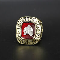 1996 COLORADO AVALANCHE Stanley Cup Championship Ring Size 11 with Wooden Box