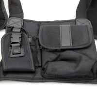 Two way radio Tactical Nylon Bag Radio Case Holster Pouch for Motorola Kenwood